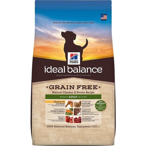 Hill's Ideal Balance Canine Adulto Pollo y Papa Sin Cereales