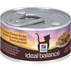 Hill's Ideal Balance Feline Lata Feline Ideal Balance Slow-Cooked Chicken Recipe 82 g
