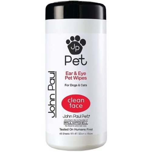 John Paul Pet Toallas Húmedas Clean Face 15 ml
