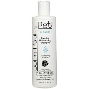 John Paul Pet Shampoo Calmante E Hidratante 473 ml (16oz)