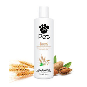 John Paul Pet Shampoo Oatmeal 473.2 ml (16oz)