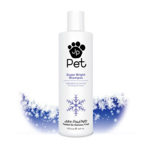 John Paul Pet Shampoo Super Bright 473.2 ml (16oz)