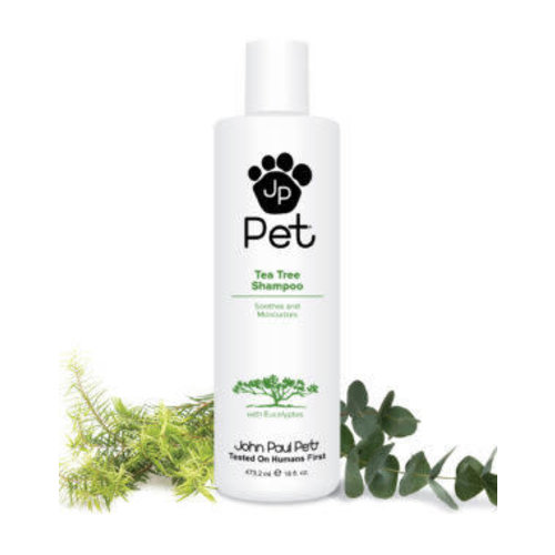 John Paul Pet Shampoo Tea Tree 473.2 ml (16oz)