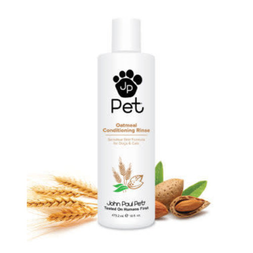 John Paul Pet Acondicionador Avena Líquido 473 ml (16oz)