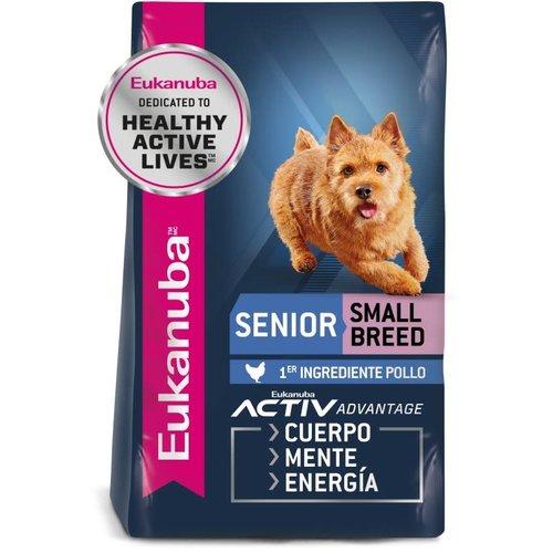 Eukanuba Canine Senior Razas Pequeñas