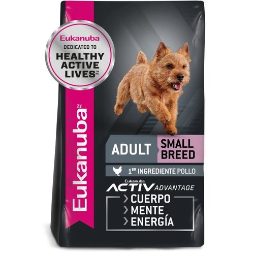 Eukanuba Canine Adulto Razas Pequeñas (SB)