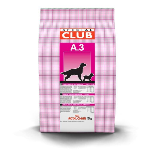 Royal Canin Canine Special Club A3 Puppy