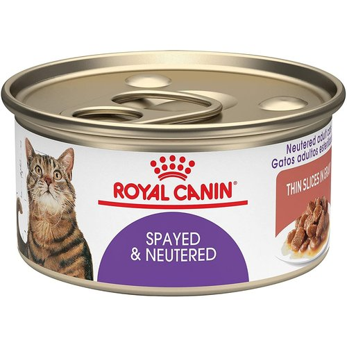 Royal Canin Feline Wet Spayed Neutered Loaf