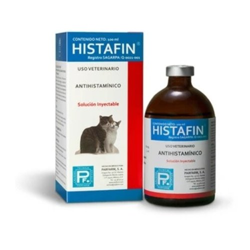 Laboratorio Parfarm Histafin 100 ml