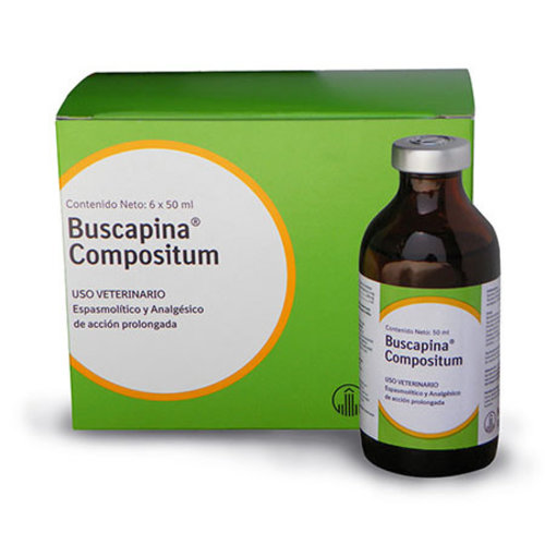 Laboratorio Boehringer Ingelheim Buscapina Compositum 100 ml