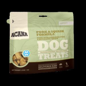 Acana Canine Premios Cerdo Y Calabaza 35 g