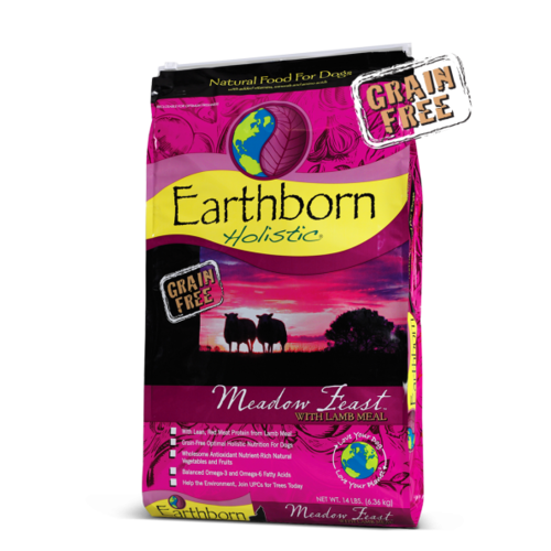 Earthborn Canine Holistic Meadow Feast Lamb Grain-Free