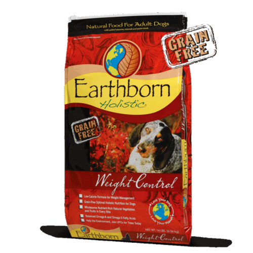 Earthborn Canine Holistic Weight Control Grain-Free