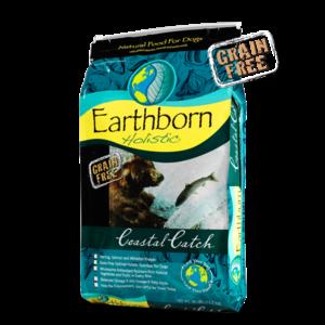 Earthborn Canine Holistic Grain Free Coastal Catch 6 kg