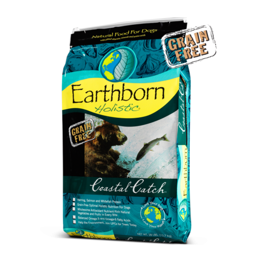Earthborn Canine Holistic Grain Free Coastal Catch 6 kg