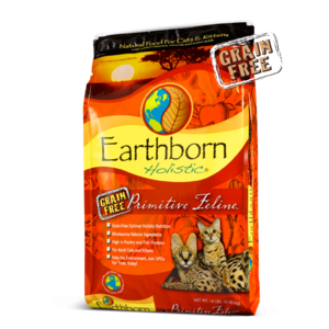 Earthborn Feline Holistic Grain Free Primitive