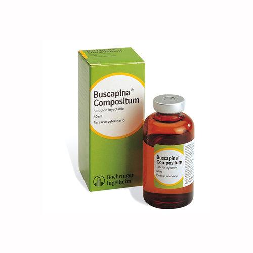 Laboratorio Boehringer Ingelheim Buscapina Compositum 50 ml