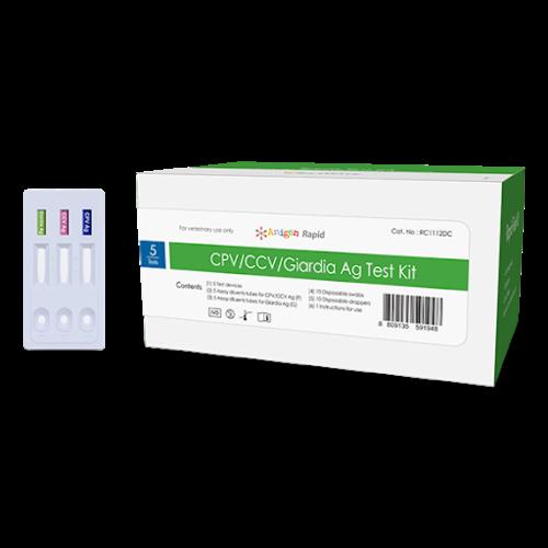 Laboratorio Bionote Prueba Ag Parvovirus Coronavirus Y Giardia
