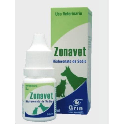 Laboratorio Grin Zonavet Solución de 5 ml