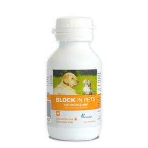 Laboratorio Mederilab Block In Pets 60 ml