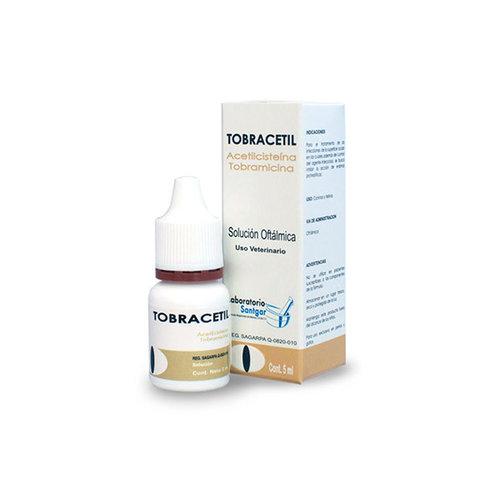 Laboratorio Santgar Tobracetil 5 ml