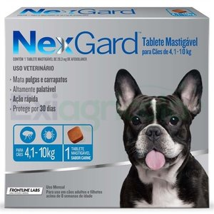 Laboratorio Merial Nexgard