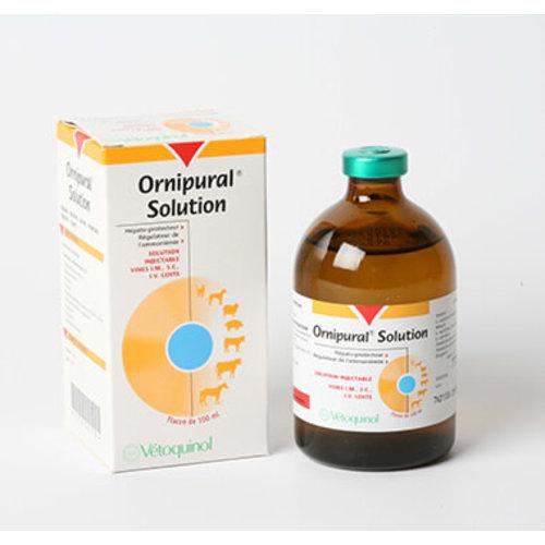 Laboratorio Vétoquinol Ornipural 100 ml