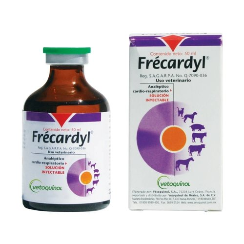 Laboratorio Vétoquinol Frecardyl 50 ml