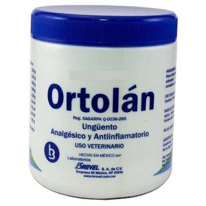 Laboratorio Brovel Ungüento Ortolan