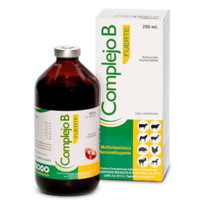 Laboratorio Brovel Vitamlna Complejo B Fuerte 50 ml