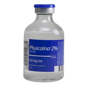Laboratorio Pisa Pisacaina 2% 50 ml