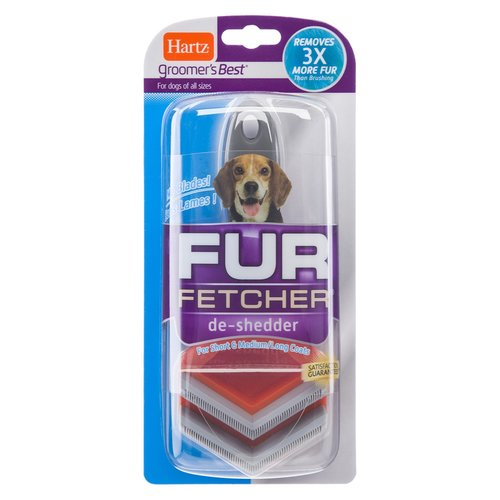 Hartz Carda Fur Fetcher Desenredante P/Perro