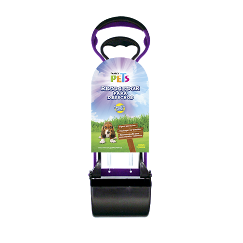 Fancy Pets Recogedor P/Desechos Mini