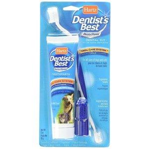 Hartz Kit Dental P/Perro Oral Care