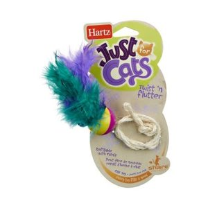 Hartz Juguete P/Gato Twistn Flutter