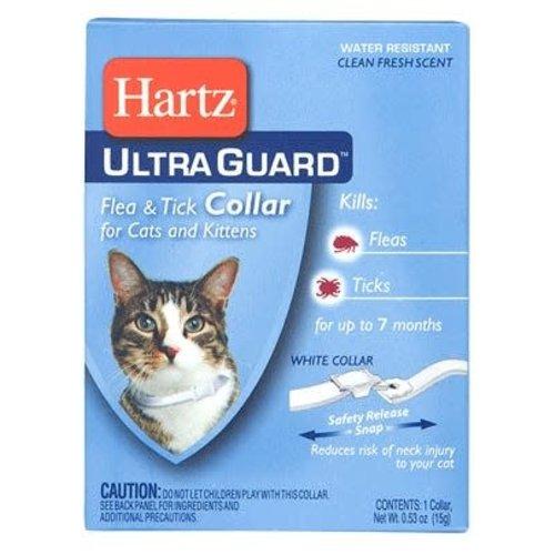 Hartz Collar Antipulgas 2 En 1 Gatos / 5 Meses