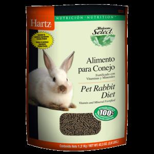 Hartz Alimento Para Conejo 1.2 kg