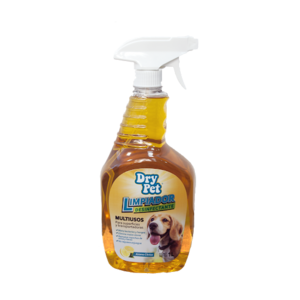 Dry Pet Limpiador Desinfectante Multiusos 1 l