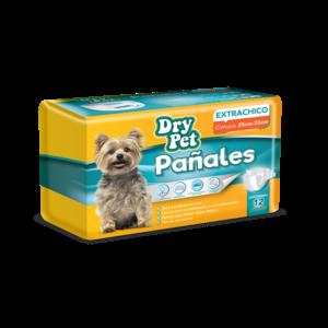 Dry Pet Pañales P/Perro