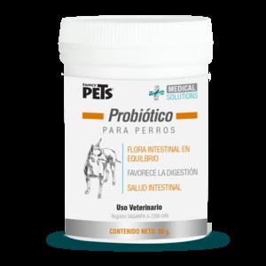 Fancy Pets Soluciones médicas Probiotico P/Perros 90 g