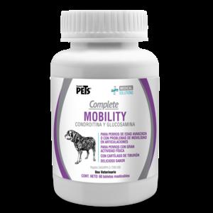 Fancy Pets Soluciones médicas Movilidad Completa P/Perros - 60 Tabl