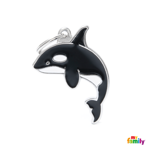My Family Placa Wild - Orca