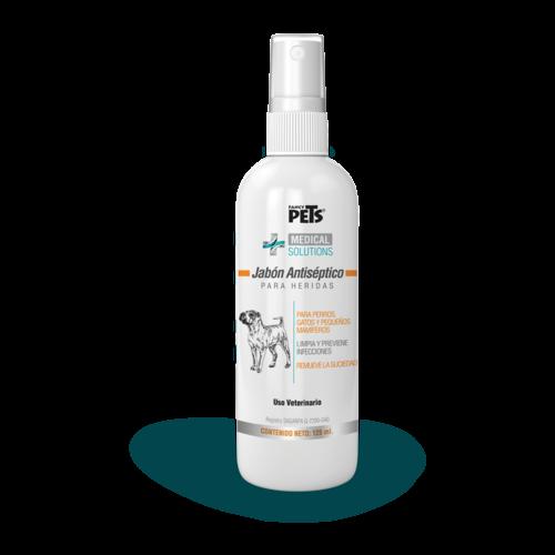 Fancy Pets Soluciones médicas Jabon Antiseptico 125 ml