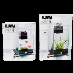Kit Acuario Fluval 19 Lts