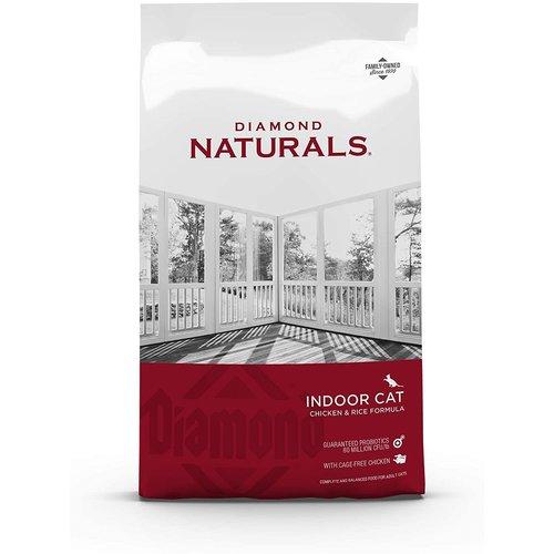 Diamond Naturals Feline Indoor Chicken & Rice