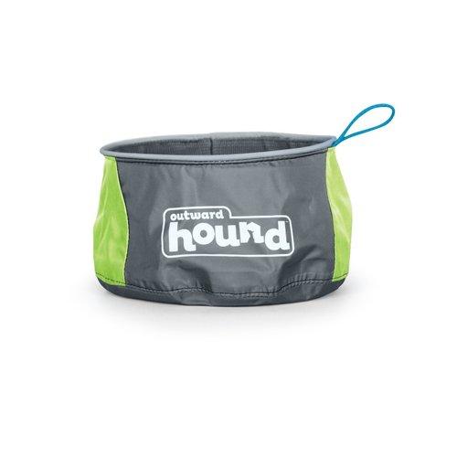 Outward Hound Bebedero Port-A-Bowl