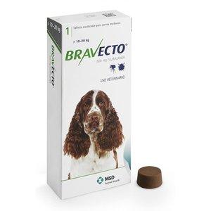 Laboratorio MSD Bravecto 10-20 kg