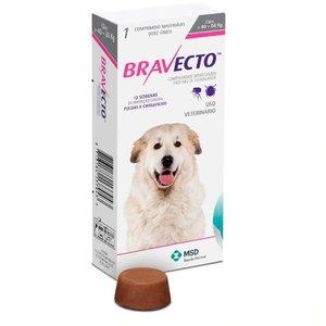 Laboratorio MSD Bravecto 40-56  kg