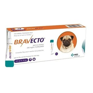 Laboratorio MSD Bravecto Spot On 250 mg