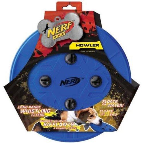 Nerf Frisbee Con Silbido Nerf Dog